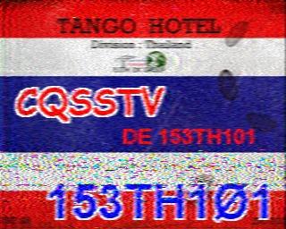 AMATEUR SSTV  Hist9110