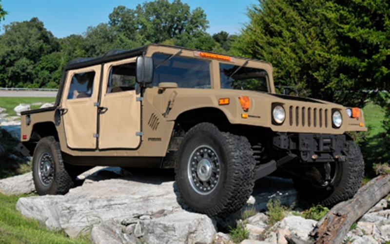 Le nouveau Hummer humvee c series arrive bientôt chez Hummer France  2013-a12