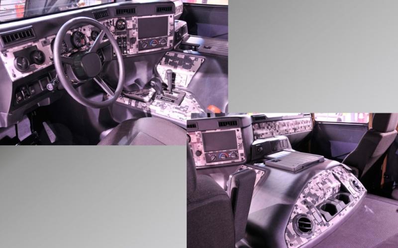 Le nouveau Hummer humvee c series arrive bientôt chez Hummer France  2013-a13