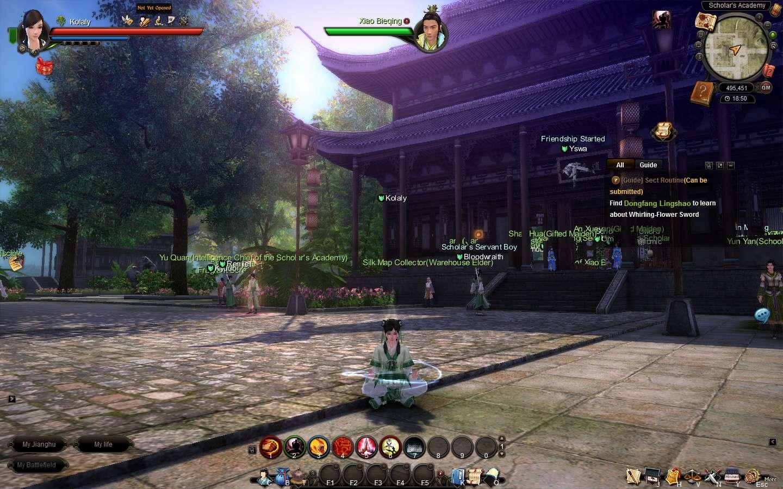 Age of Wulin 2110