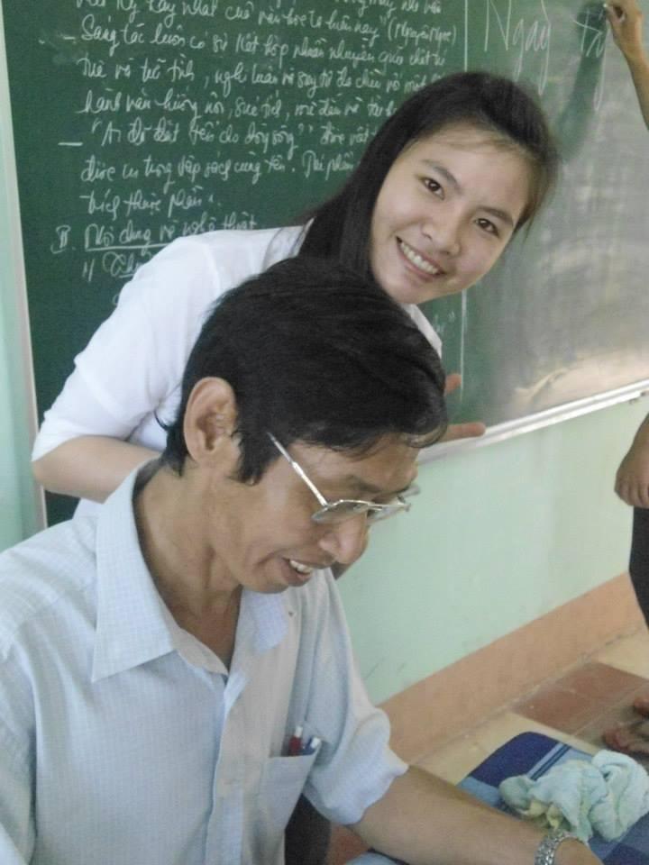 Thầy giáo làng sắp thất nghiệp 30993110