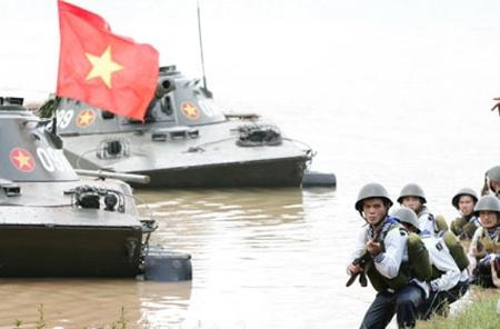 Hải quân đánh bộ Việt Nam 'lột xác' với vũ khí mới 31096710