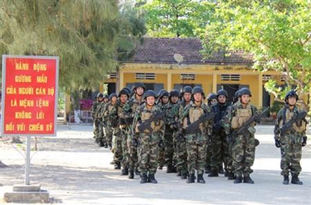 Hải quân đánh bộ Việt Nam 'lột xác' với vũ khí mới 31097110