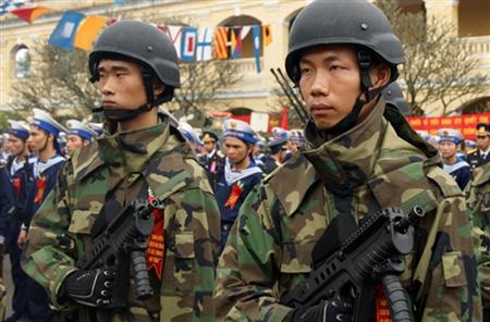 Hải quân đánh bộ Việt Nam 'lột xác' với vũ khí mới 31097310