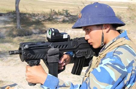 Hải quân đánh bộ Việt Nam 'lột xác' với vũ khí mới 31097410
