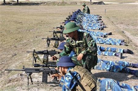 Hải quân đánh bộ Việt Nam 'lột xác' với vũ khí mới 31097510