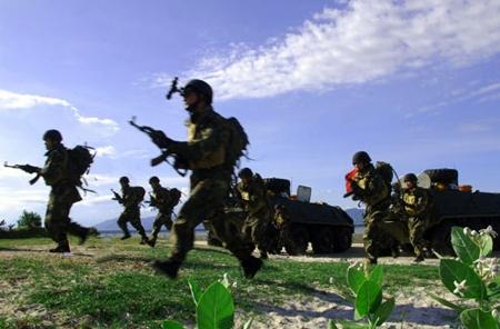 Hải quân đánh bộ Việt Nam 'lột xác' với vũ khí mới 31098110