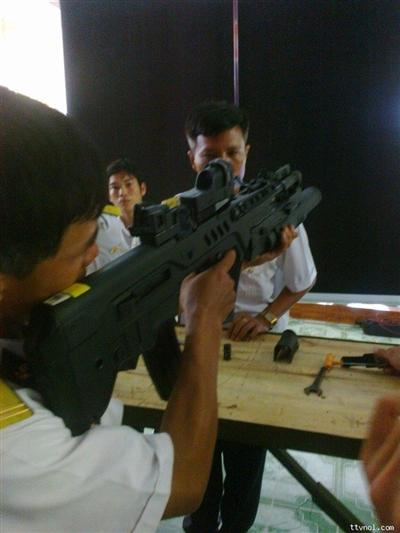 Hải quân đánh bộ Việt Nam 'lột xác' với vũ khí mới 31105110