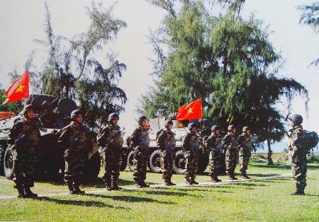 Hải quân đánh bộ Việt Nam 'lột xác' với vũ khí mới 31105910