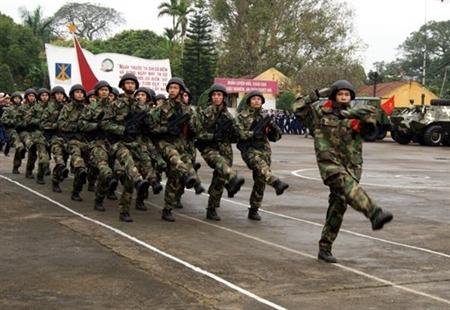 Hải quân đánh bộ Việt Nam 'lột xác' với vũ khí mới 31106010