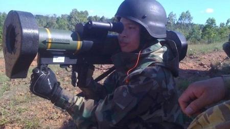 Hải quân đánh bộ Việt Nam 'lột xác' với vũ khí mới 31106110