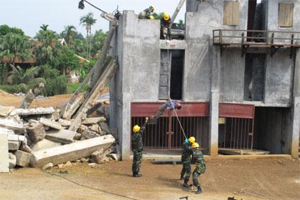 Chủ động hội nhập quốc tế và khẳng định khả năng, trình độ cứu hộ, cứu nạn 44371410