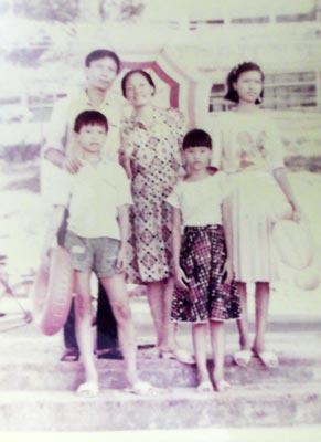 Phu nhân Trung tướng Vương Thừa Vũ và chuyện gả chồng cho con dâu 4_sau110