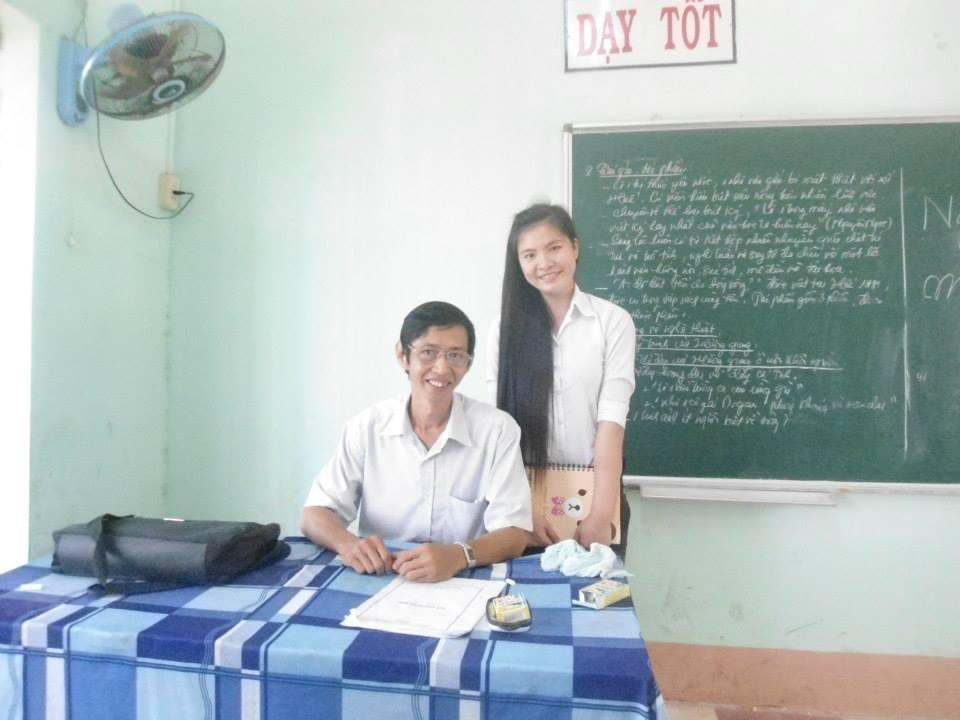 Thầy giáo làng sắp thất nghiệp 97175010