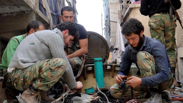 Tình hình Syria Ap195510