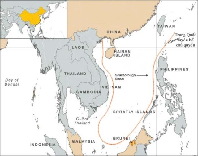 Phát ngôn của Bộ Ngoại giao Việt Nam cập nhật Bando10
