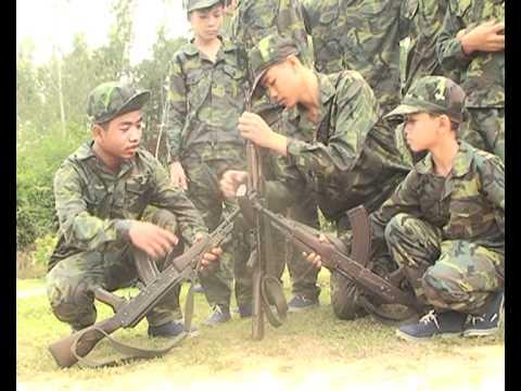 Quảng cáo cho Học kỳ quân đội 2013 Hkqd710