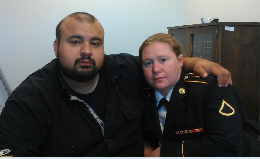 Nữ quân nhân Mỹ mang thai vẫn phải thụ án Kimand10