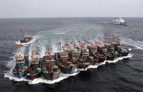 Nhận dạng một số chiến lược, chiến thuật của Trung Quốc hòng độc chiếm biển Đông Zing-c10