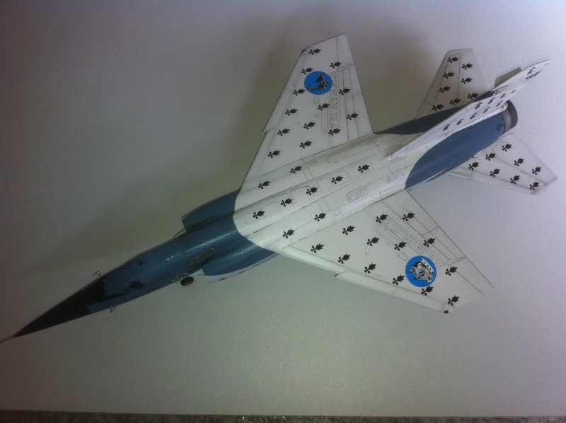 "Sukhoi SU-47 K (""navalisé"") HOBBY BOSS 1/72 (What-if) Mirage10"