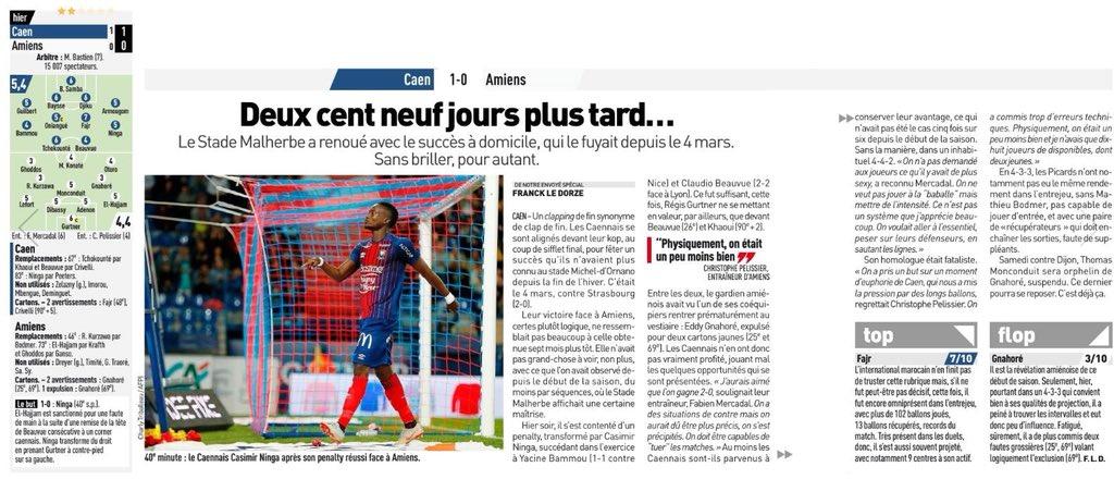 [8e journée de L1] SM Caen 1-0 Amiens SC Img_2029