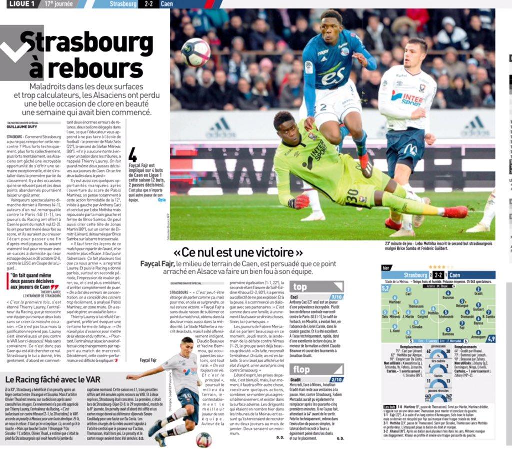[17e journée de L1] RC Strasbourg 2-2 SM Caen - Page 2 Img_2037