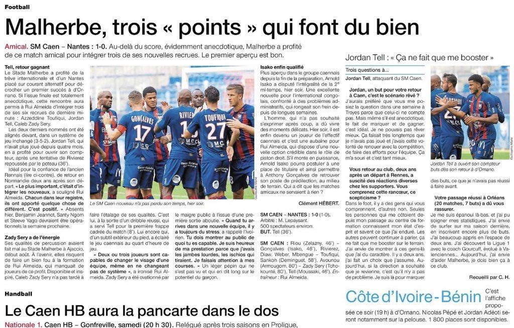 [Amical] SM Caen 1-0 FC Nantes Img_2059