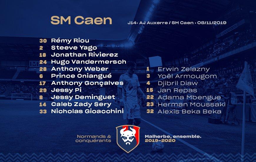 [14e journée de L2] AJ Auxerre 1-1 SM Caen Img_2061