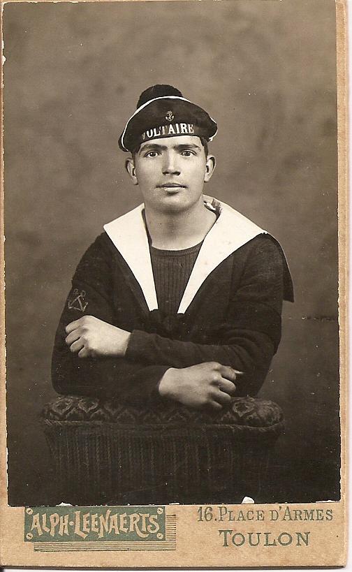 [Les batiments de ligne] VOLTAIRE - 1911 Grand_10