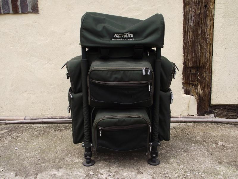 a vendre sac à dos et bed chair 01010