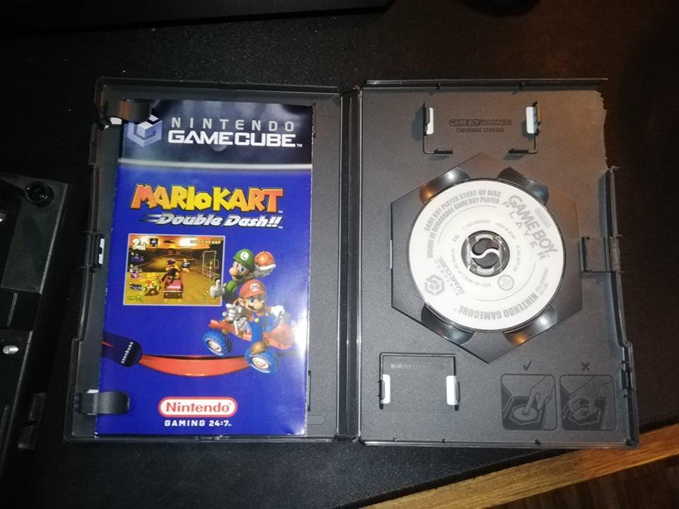 (ESTIM) GBA player gamecube + disque 19833910