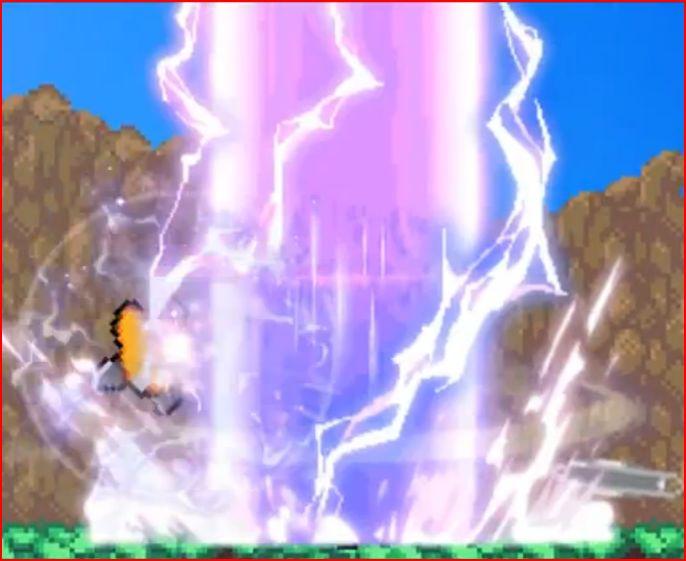 Lightning and Laser sprites needed Lightn10