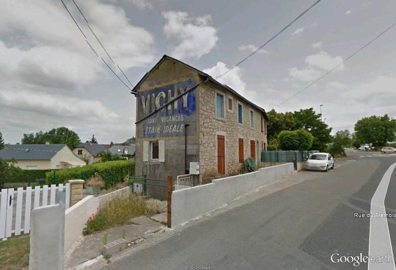 STREET VIEW : Vieilles publicités murales - Page 12 160