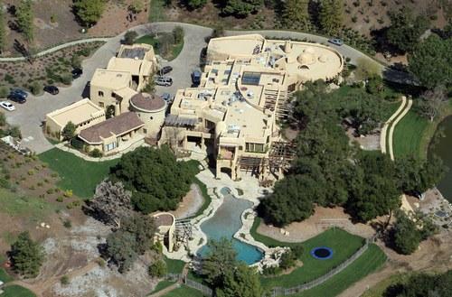 Le manoir de Will Smith et Jada Pinkett Smith, Monte Nido, Californie - USA 85109710