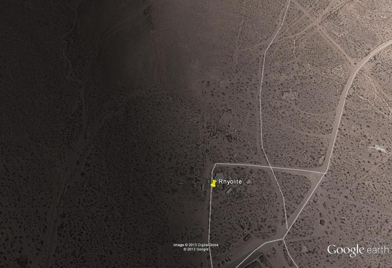 Villes fantômes au Far West et ailleurs. Sat214