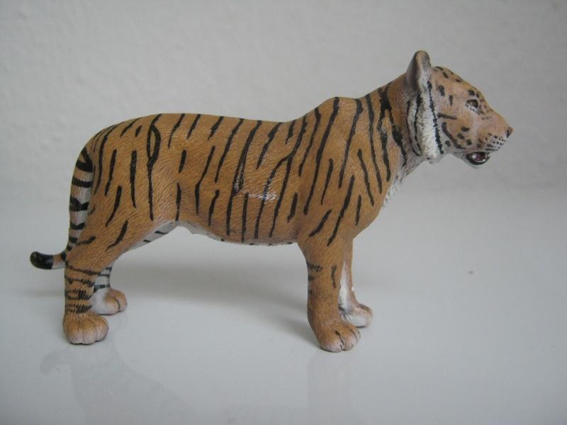 My new models of the last weeks Tigeri13
