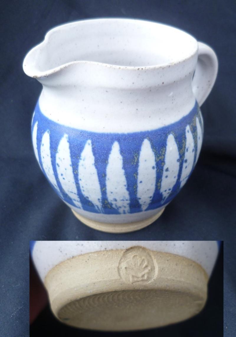 Marianne de Trey, Shinner's Bridge Pottery, Dartington P1040011