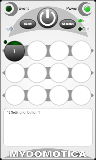 Gestire dei web relè dal cellulare - MyDomotica 113