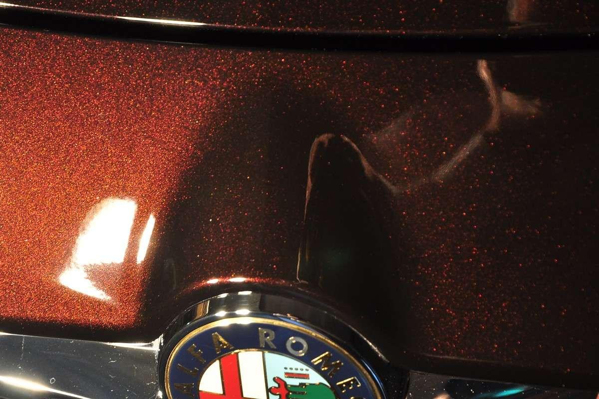 Roby Pozzato e la sua Giulietta nero Etna - Le ultime parole famose... Dsc_2716