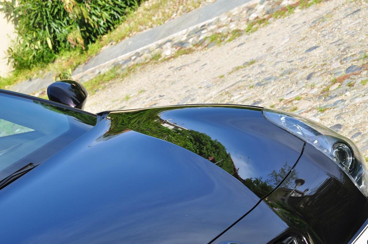 Roby Pozzato e la sua Giulietta nero Etna - Le ultime parole famose... Dsc_2940