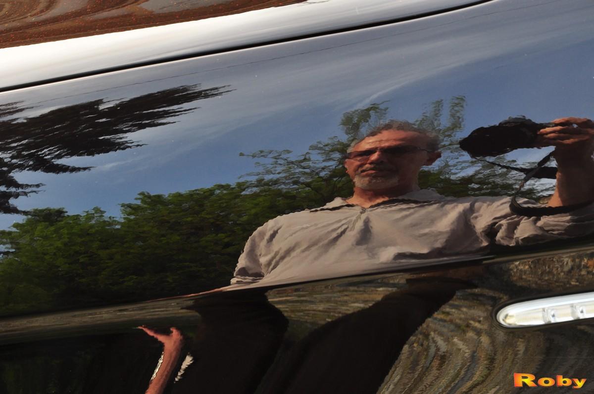 Roby Pozzato e la sua Giulietta nero Etna - Le ultime parole famose... Dsc_3015
