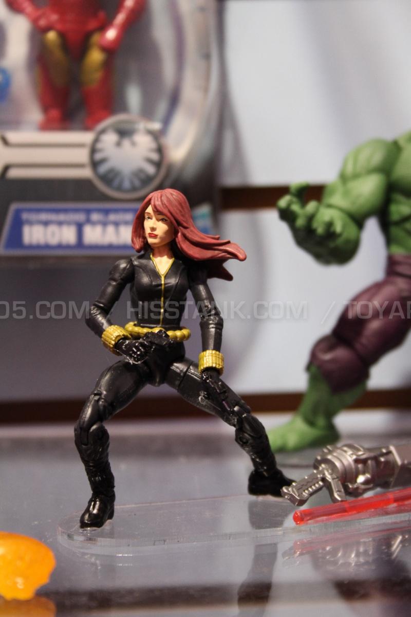 """The Avengers 3.75"""" 2013 Figures Avenge15"""