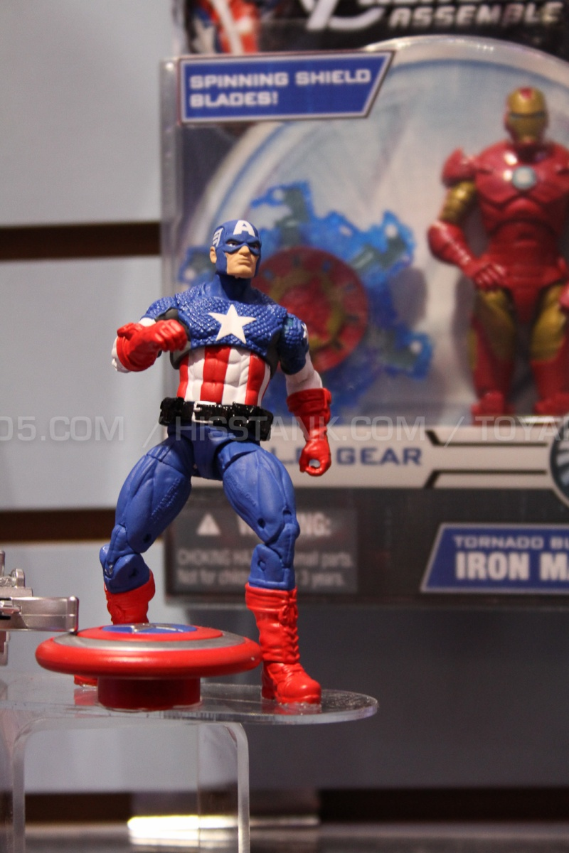 """The Avengers 3.75"""" 2013 Figures Avenge16"""