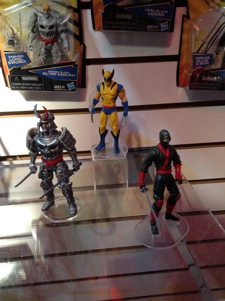 The Wolverine Merchandise and Action Figures Wolver10