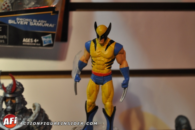 The Wolverine Merchandise and Action Figures Wolver11