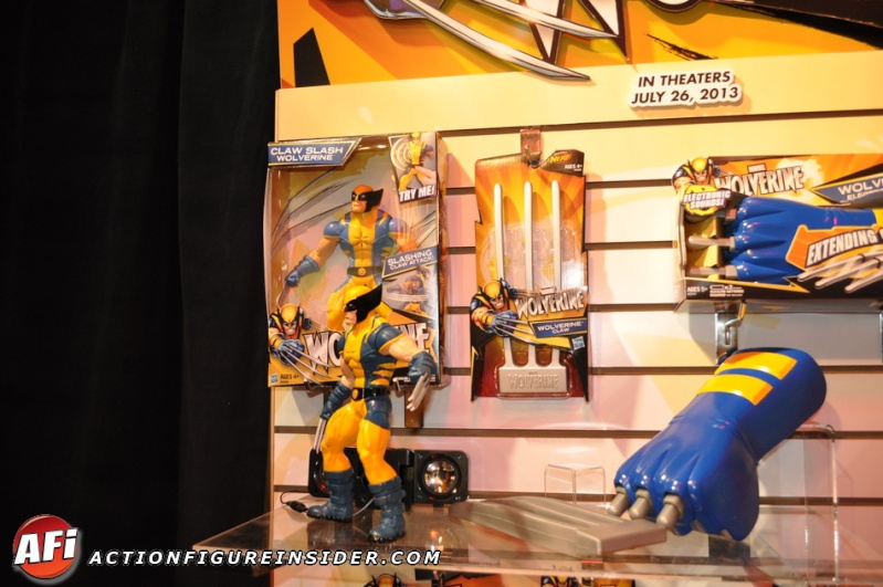 The Wolverine Merchandise and Action Figures Wolver12