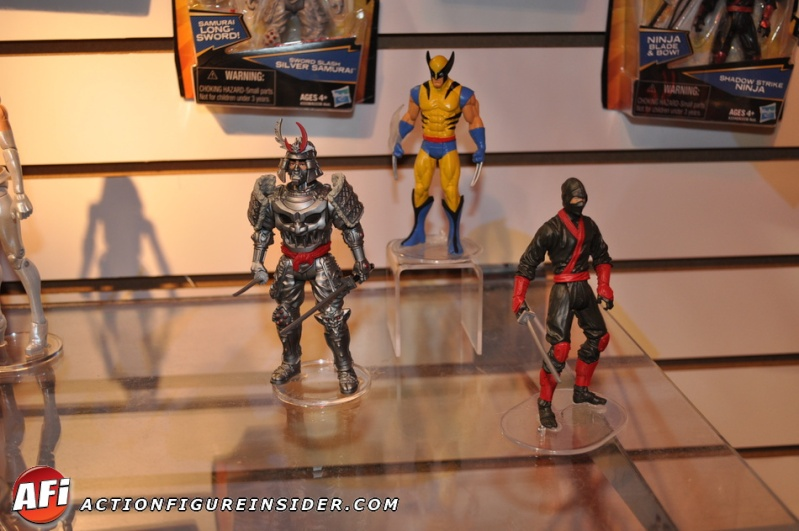 The Wolverine Merchandise and Action Figures Wolver13