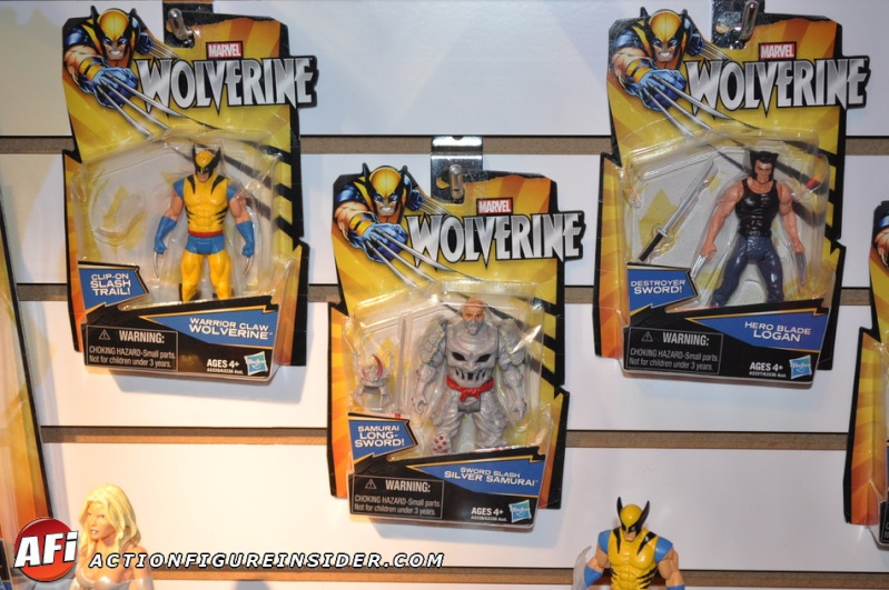 The Wolverine Merchandise and Action Figures Wolver16
