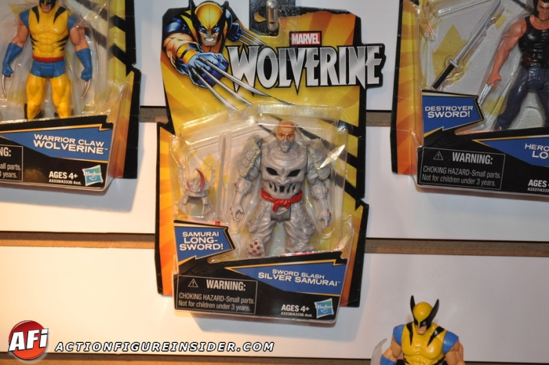 The Wolverine Merchandise and Action Figures Wolver17