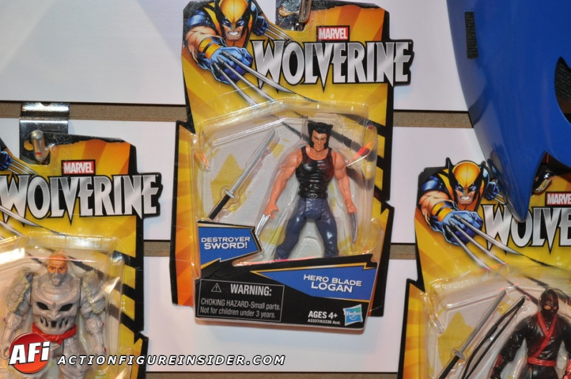The Wolverine Merchandise and Action Figures Wolver19